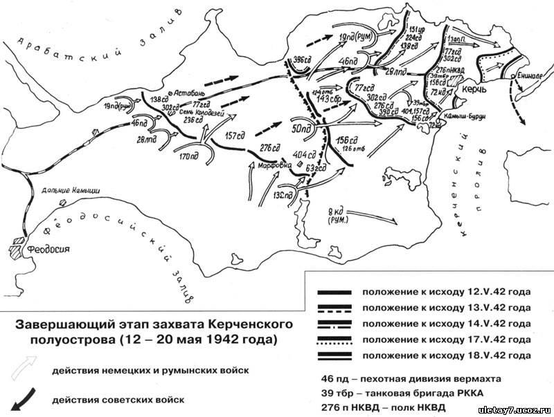Крымский фронт 22.08.2012