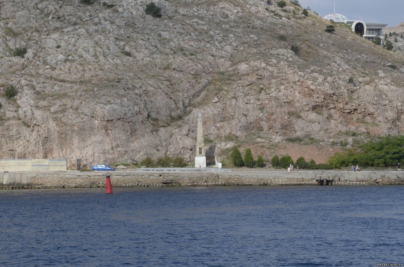В Балаклаве восстановили памятник героям-подводникам